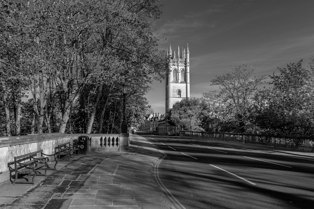 Magdalen Bridge and Tower